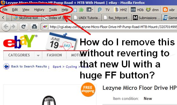 how to change font on firefox